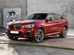 2019 BMW X4 xDrive30i Sports Activity Coupe 8-Speed Automatic Sport