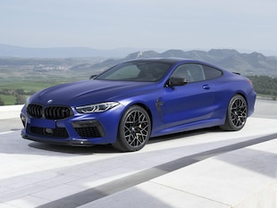 2022 BMW M8 Competition Coupe WBSAE0C07NCG89182