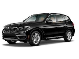2021 BMW X3 sDrive30i SAV 5UXTY3C03M9G56411