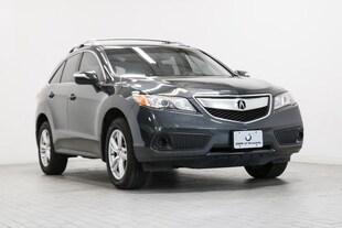 2013 Acura RDX Base (A6) SUV