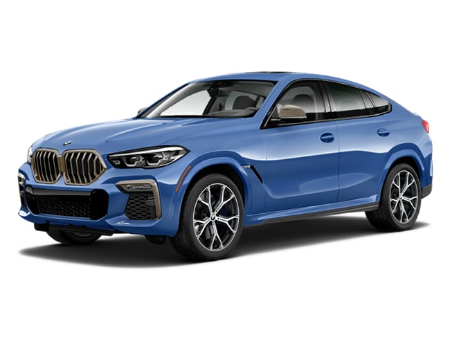 New 2020 BMW X6 M50i Sports Activity Coupe for sale in Honolulu, HI at BMW of Honolulu