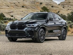2021 BMW X6 M SUV 5YMCY0C05M9D95368