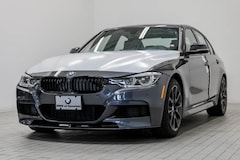 2018 BMW 340i Sedan 8-Speed Automatic