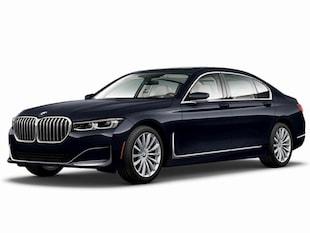 2020 BMW 740i Sedan WBA7T2C03LCD18453