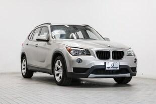 2014 BMW X1 sDrive28i SAV WBAVM1C50EVW49702