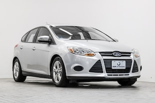 2014 Ford SE Focus Hatchback