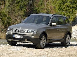 2007 BMW X3 3.0si SAV WBXPC93417WF01114