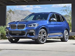 2021 BMW X3 M40i SAV 5UXTY9C07M9H33204