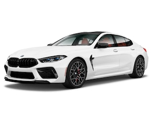 2021 BMW M8 Gran Coupe WBSGV0C05MCF88621