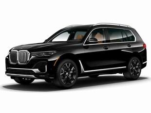 2020 BMW X7 xDrive40i SAV 5UXCW2C05L9B46866