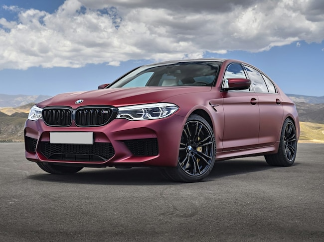 New 2019 BMW M5 Sedan for sale in Honolulu, HI at BMW of Honolulu