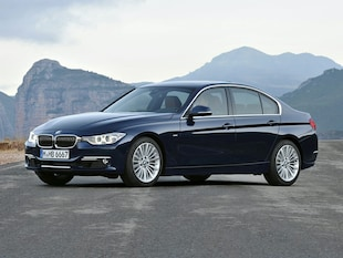 2015 BMW 320i Sedan WBA3B1G51FNT05126