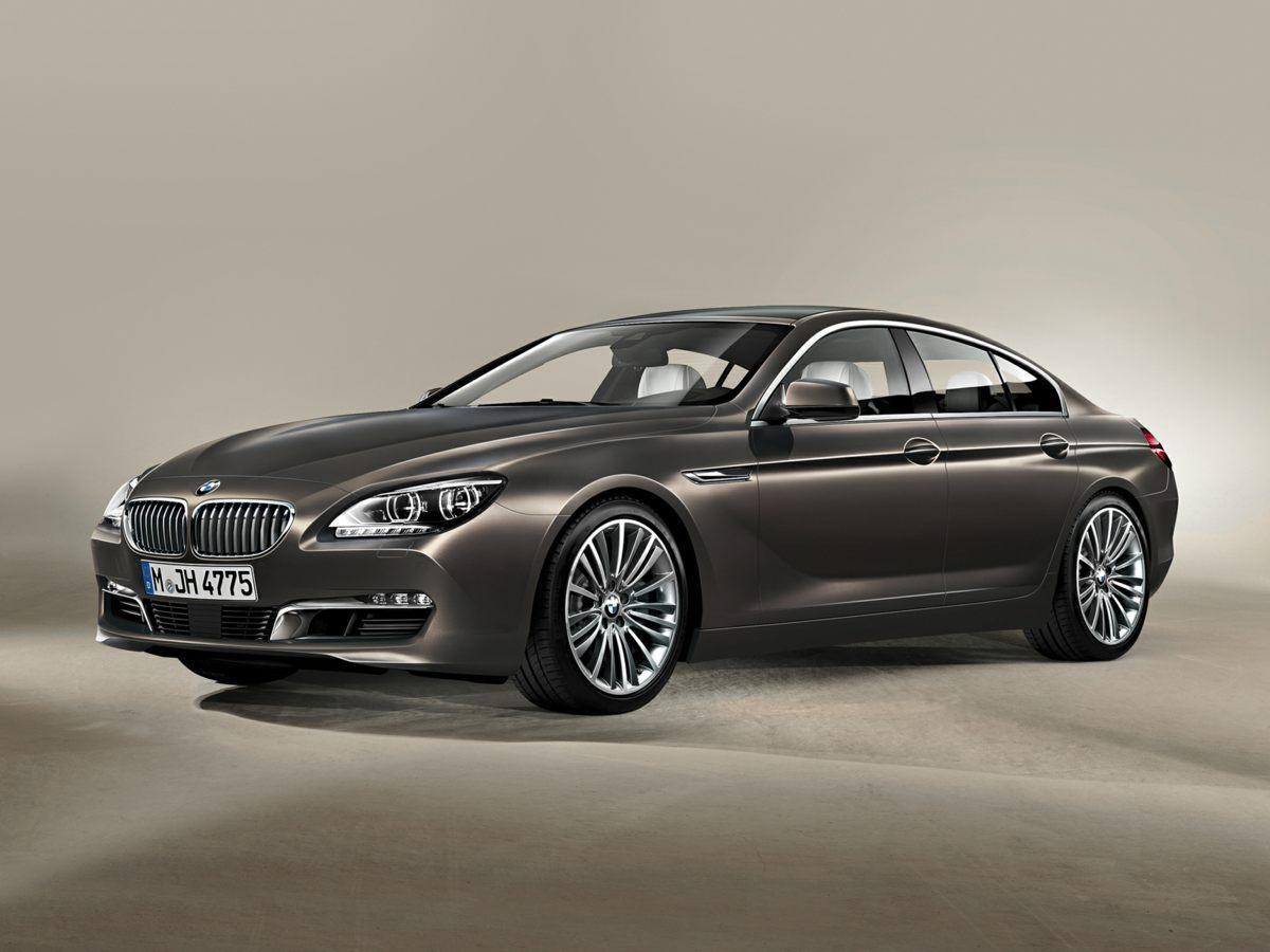 2015 BMW 650i Gran Coupe