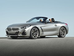 2019 BMW Z4 sDrive30i Convertible 8-Speed Automatic Sport