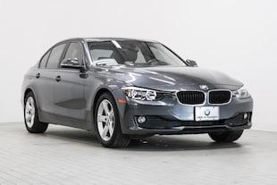 2014 BMW 320i Sedan WBA3B1C50EK133032