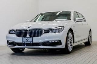 New 2018 BMW 740e xDrive iPerformance Sedan WBA7J2C55JB246298 for Sale in Honolulu