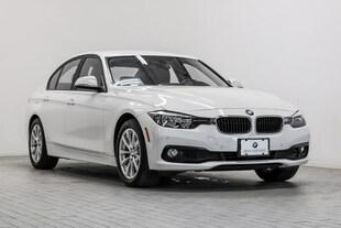 2017 BMW 320i Sedan WBA8E1G31HNU18542