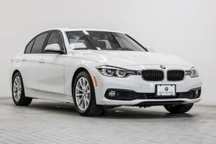 2018 BMW 320i Sedan WBA8E1G51JNU92762
