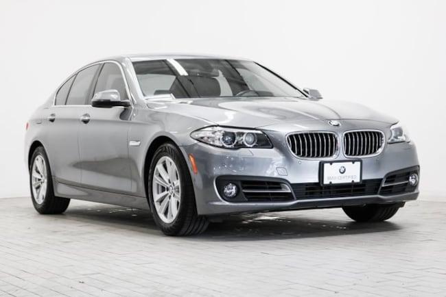 Certified 2016 BMW 528i Sedan for sale at BMW of Honolulu