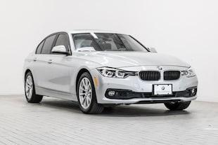 2017 BMW 320i Sedan WBA8E1G39HNU18417