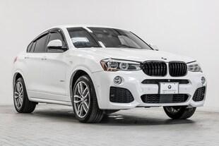 2015 BMW X4 xDrive28i SUV 5UXXW3C55F0M87838