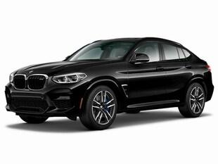 2020 BMW X4 M Sports Activity Coupe 5YMUJ0C0XLLU67219