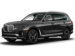 2021 BMW X7 xDrive40i SUV 5UXCW2C08M9E88801