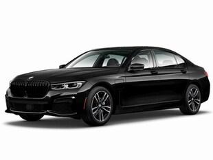 2020 BMW 745e xDrive iPerformance Sedan WBA7W4C0XLCD22714
