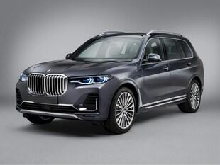 2021 BMW X7 xDrive40i SAV 5UXCW2C09M9G67719