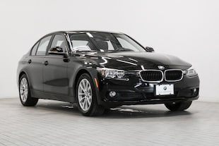 2017 BMW 320i Sedan WBA8E1G36HNU18567