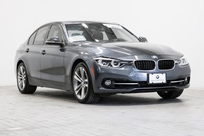Certified 2016 BMW 328i w/SULEV Sedan for sale at BMW of Honolulu
