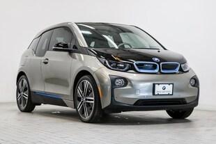 2017 BMW i3 94 Ah Hatchback WBY1Z6C35HV548480