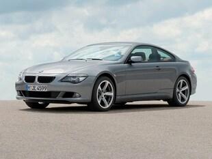 2008 BMW 650i Coupe WBAEA53518CV91213