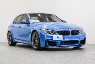 2016 BMW M3 Sedan WBS8M9C5XG5E68023