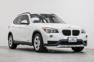 2015 BMW X1 sDrive28i SUV WBAVM1C57FVZ94081