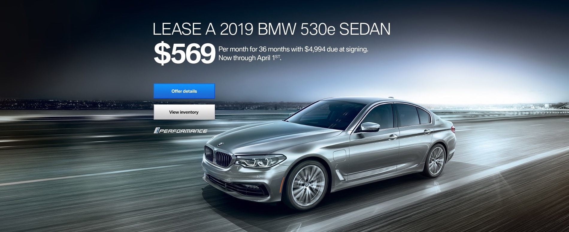 lease a 2019 bmw 530e for 569 month for 36 months with. Black Bedroom Furniture Sets. Home Design Ideas