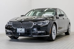 2018 BMW 750i 750i Sedan 8-Speed Automatic