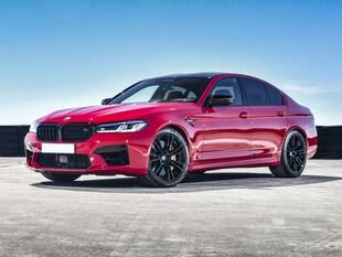 2021 BMW M5 Sedan WBS83CH08MCG71707