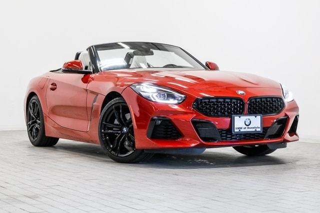 New 2019 Bmw Z4 Convertible For Sale In Honolulu Hi Wbahf3c56kww15367