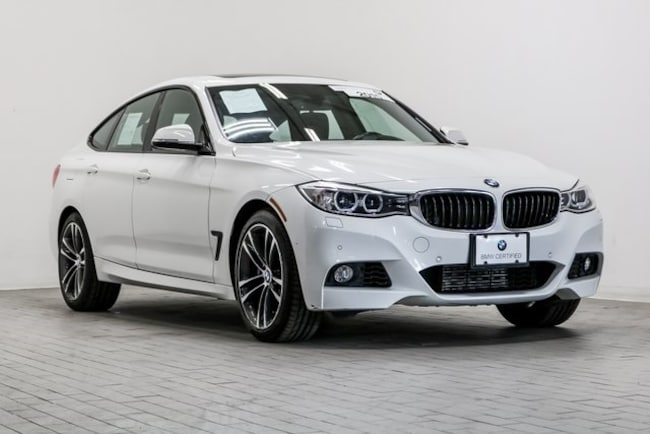 Certified 2015 BMW 335i xDrive xDrive Gran Turismo for sale at BMW of Honolulu