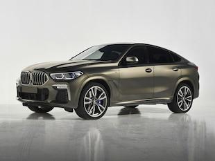 2021 BMW X6 sDrive40i SUV 5UXCY4C08M9D86243