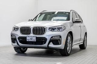 New 2018 BMW X3 M40i SAV 5UXTS3C59J0Z02372 for Sale in Honolulu