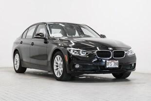 2017 BMW 320i Sedan WBA8E1G34HNU18115