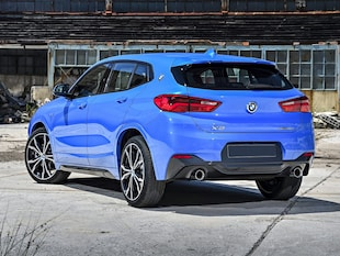 2020 BMW X2 sDrive28i Sports Activity Coupe WBXYH9C03L5R73976