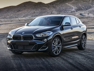 2020 BMW X2 M35i Sports Activity Coupe WBXYN1C02L5R55625