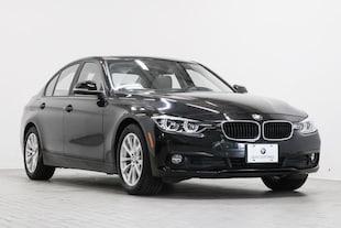 2017 BMW 320i Sedan WBA8E1G53HNU14705