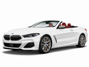 2019 BMW M850i xDrive Convertible WBAFY4C57KBX39291