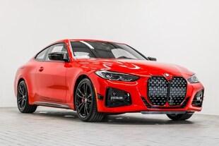 2021 BMW 430i Coupe