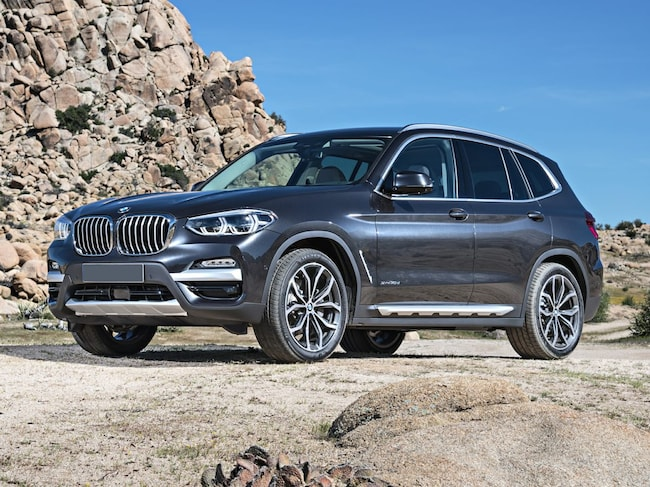 New 2020 BMW X3 sDrive30i SUV for sale in Honolulu, HI at BMW of Honolulu