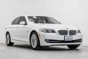 2013 BMW 535i Sedan WBAFR7C59DC824788